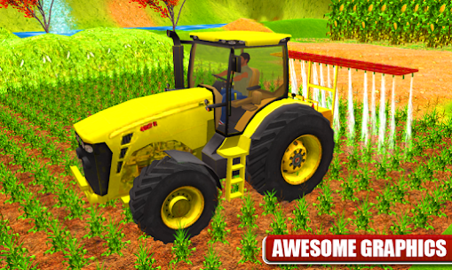 Heavy Duty Tractor Farming Tools 2019 Mod Apk Download For Android and Iphone 4