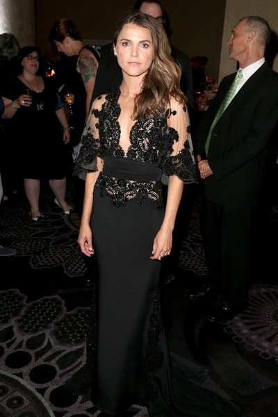 Keri Russell speaks onstage at the 31st annual Television Critics Association Awards