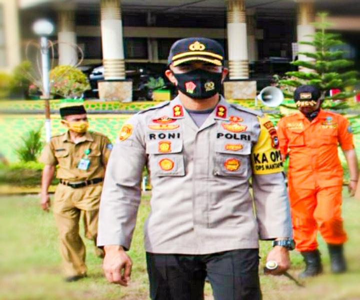 Polres Soppeng Hadirkan Program Polisi Sambang Warga