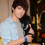 WWW.ENTSIMAGES.COM -      Matt Richardson and Snoop  at      Whistle and  Bango  launch party at Wolf and Badger, London October 23rd 2014Ashley James, Ania Kubow and Rosie Parkes are showcasing their new brand and bracelets at a celebrity studded press launch                                                 Photo Mobis Photos/OIC 0203 174 1069