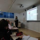 2018-11-29 El sexisme surt de festa? Conferència realitzada per Ana Burgos de noactambul@s. Organitzat per l'Ajuntament a 1EDI.