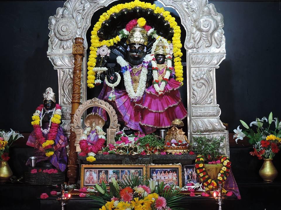 ISKCON Bangalore Deity Darshan 30 May 2016 (9)