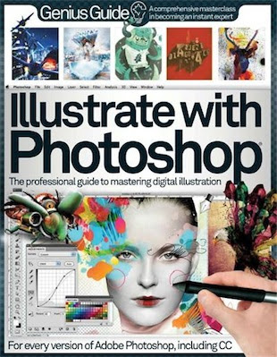 Rivista di Grafica: Genius Guide - Illustrate with Photoshop