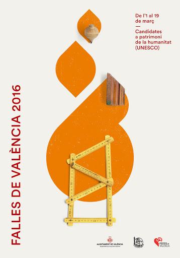 Programa Oficial Festejos Fallas 2016