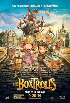 Los Boxtrolls - The Boxtrolls (2014)