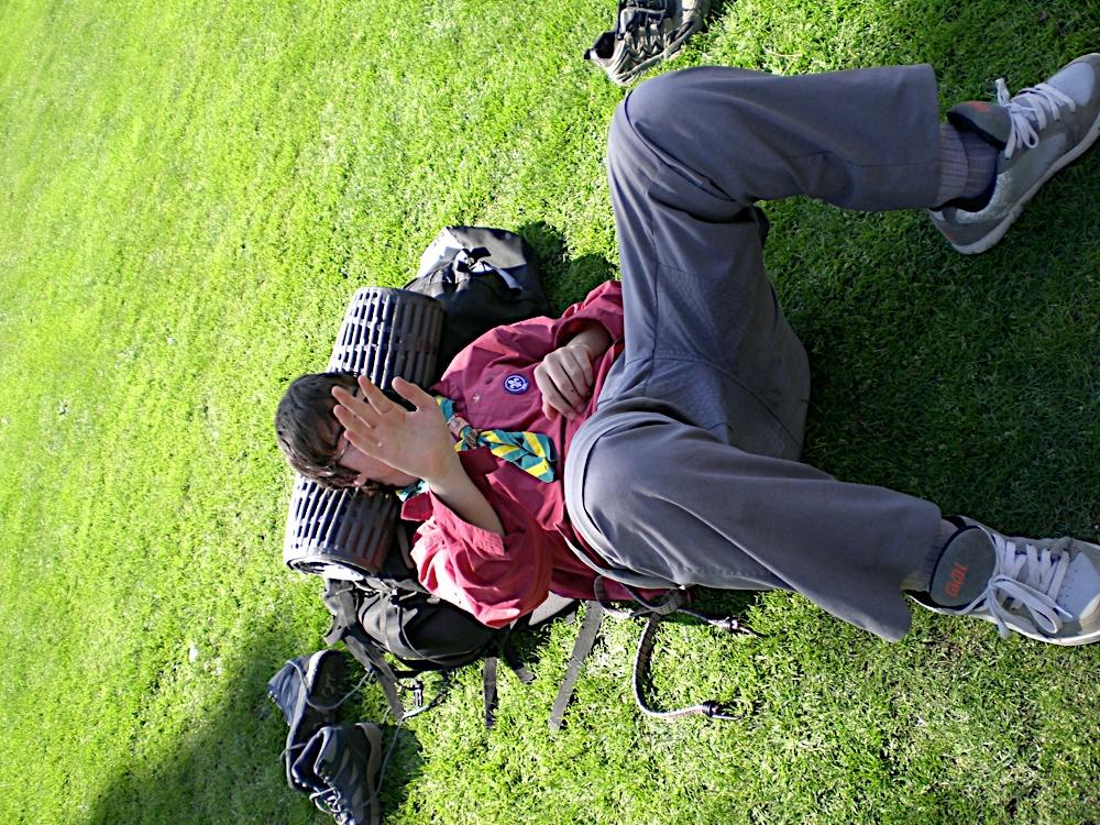 Sortida Sant Salvador de les espasses 2006 - CIMG8402.JPG