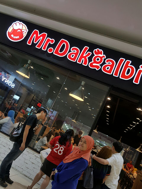 MR.DAKGALBI KOREAN FOOD