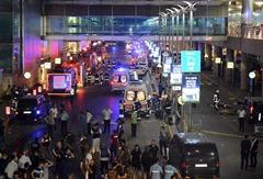 Turkey terrorists attack Istanbul