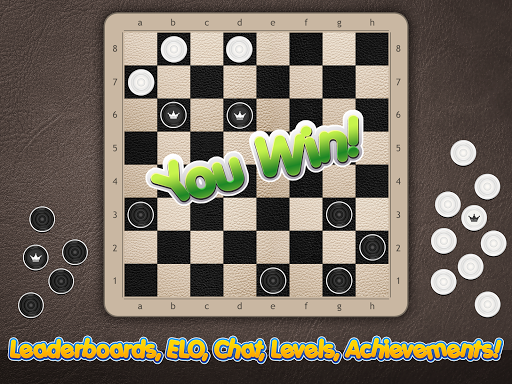 Checkers Plus - Board Social Games screenshots 7