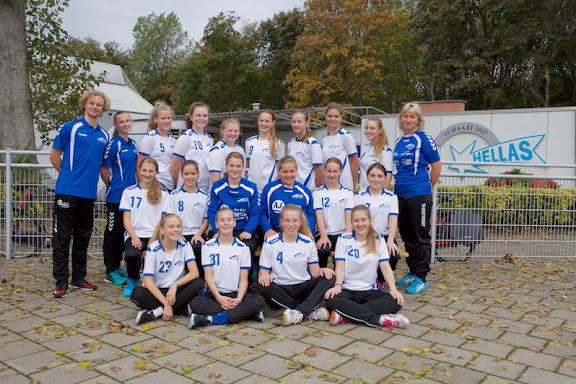 C-Meisjes 2016-2017