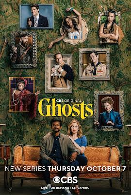 Ghosts CBS