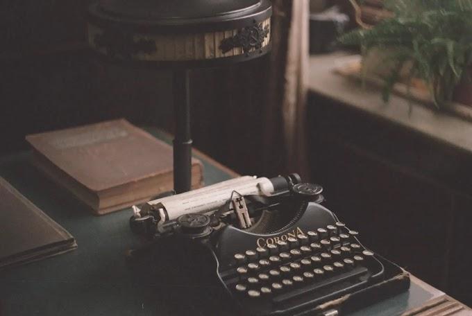 Escrevendo na solitária