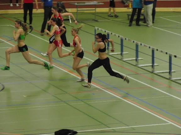 Hallen-SM Nachwuchs in Magglingen