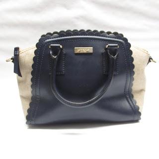 Kate Spade Navy Shoulder Bag