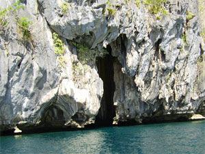 カテドラル洞窟