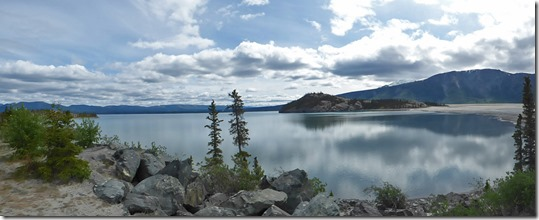 Kluane Lake