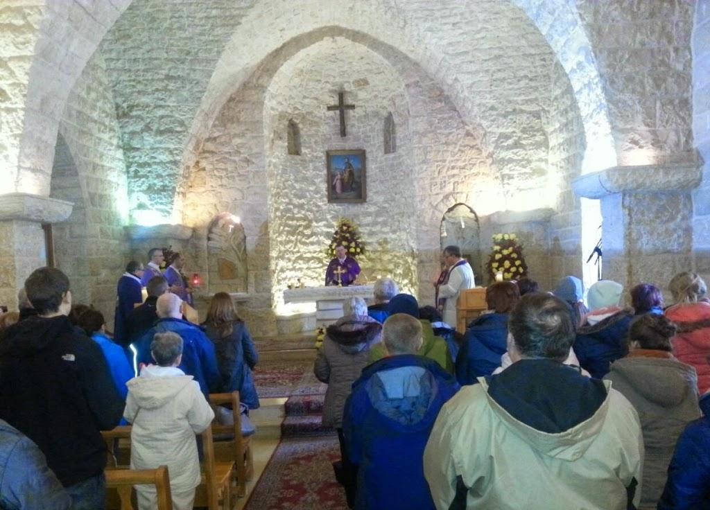 U św. Rafki i... 18.02.2015 - 12.jpg