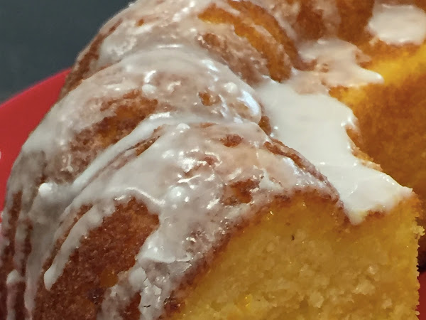 RECIPE: Whole Orange Cake (lower carb version)