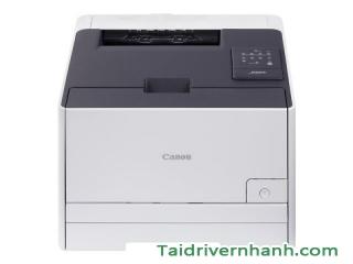Tải về phần mềm máy in Canon i-SENSYS LBP7110Cw – chỉ dẫn sửa lỗi không nhận máy in