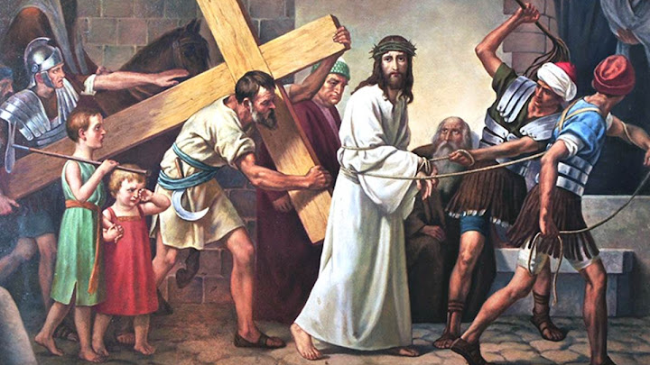 Vác thập giá mình hằng ngày (27.02.2020 – Thứ Năm sau Lễ Tro)