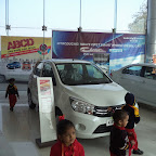 Car Showroom Visit WKSN (Playgroup) 22/12/2015