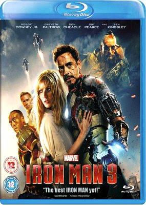 Filme Poster Homem de Ferro 3 BRRip XviD & RMVB Legendado
