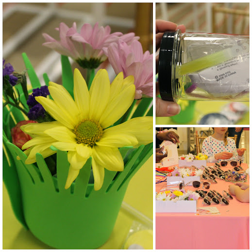 DIY and Craft Stations at the Macy's Flower Show Event - Oxmoor Center