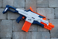 Nerf Elite Nerf Cam Review