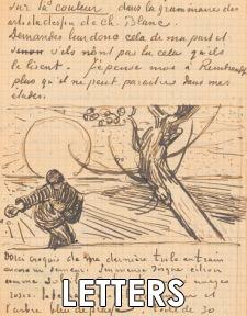 Vincent van Gogh Letters