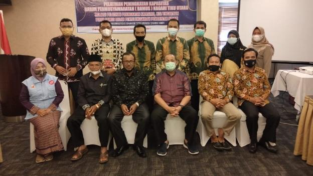Bamus Harus Kawal Program untuk Memajukan Nagari