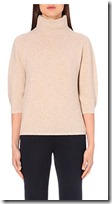 Max Mara wool and cashmere turtleneck jumper