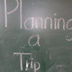 Planning a Trip (Jr. KG) 01.03.2016