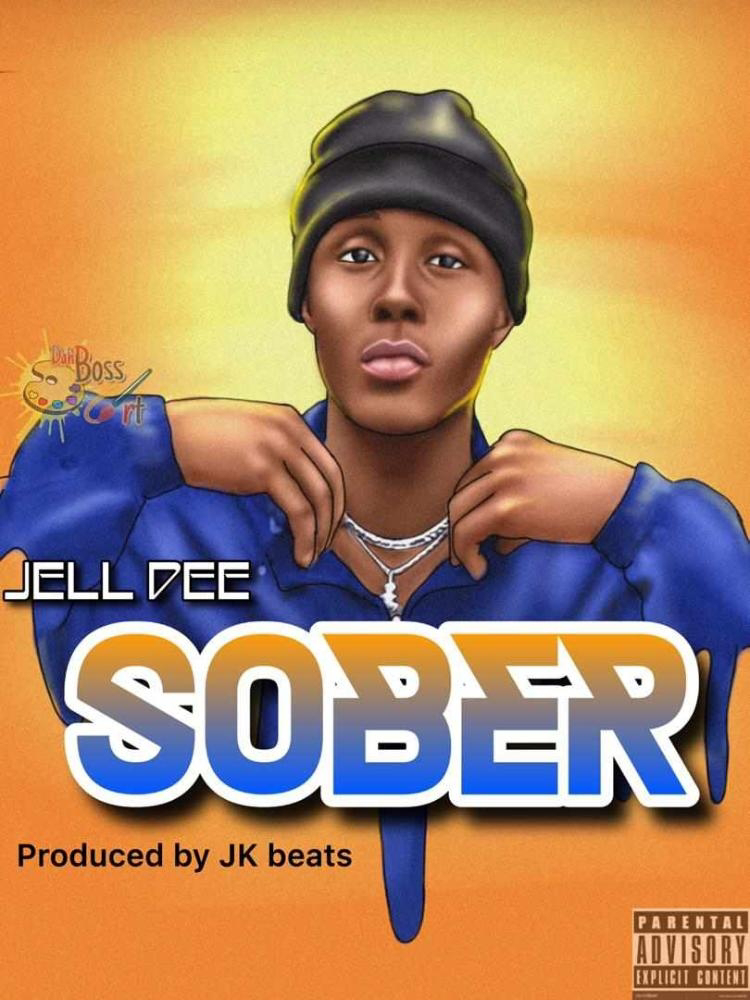 JELL DEE IS A PROMISING UPCOMING ACT WHO DROPPED HIS FIRST SINGLE FOR 2020 SOBER