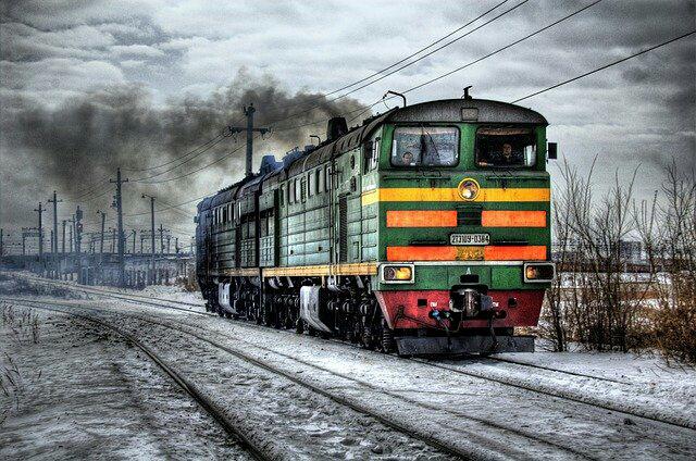 Rails railway and rail joints