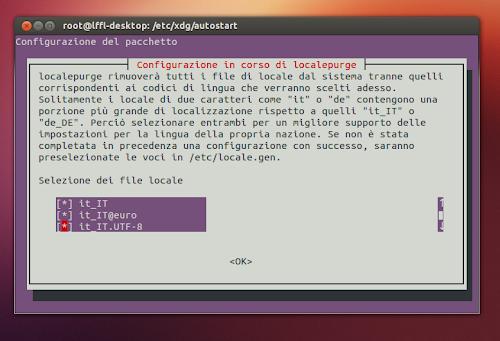 ubuntu 12.10 localpurge