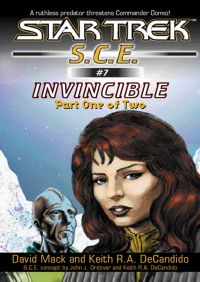 Star Trek: Invincible Book One By Keith R. A. DeCandido