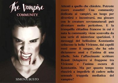The vampire community sinossi