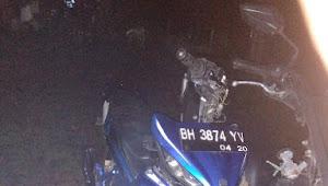 Nyawa Seorang Pengguna Sepeda Motor yang Kecelakaan di Sekernan Tidak Tertolong