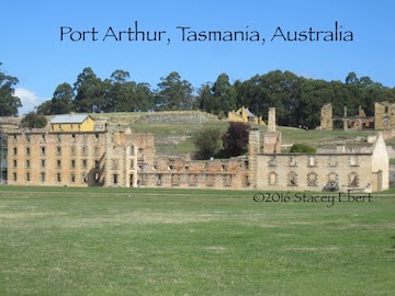Through the Eyes of an Educator: Hobart, Tasmania, Australia