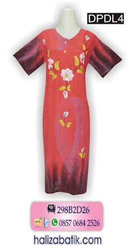 DPDL4 Batik Pekalongan Online, Busana Batik Modern, Grosir Pakaian Wanita, DPDL4