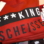 F**king SCHEISSE in Den Haag, Zuid Holland, Netherlands