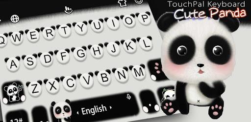 Приложения в Google Play – Black <b>White</b> Lovely Cute Panda ...