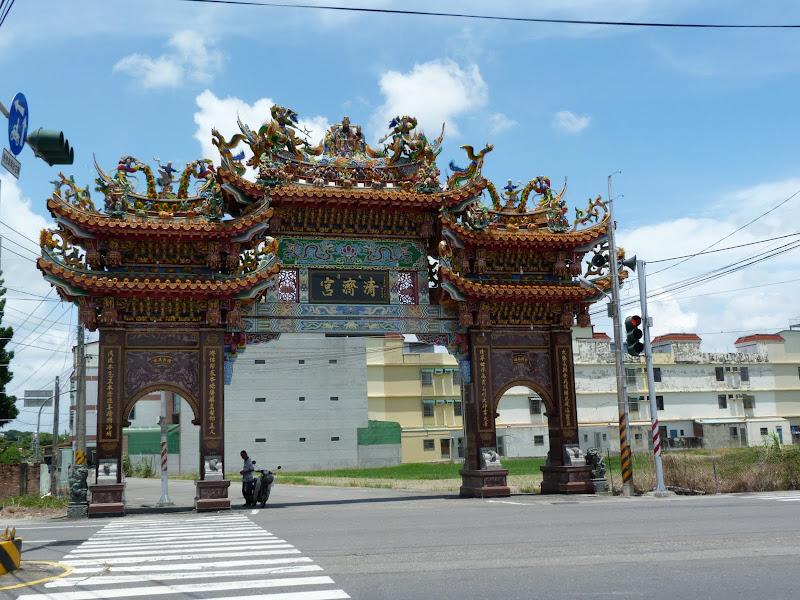 Porte monumentale pour ce si petit village