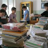 Ordine in biblioteca