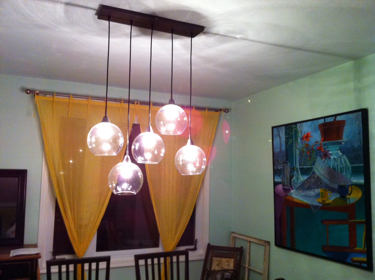 Cb2 Firefly Pendant Lamp $199