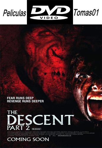 El Descenso 2 (The Descent 2) (2009) DVDRip
