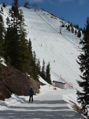 Estación de esquí en Schladming