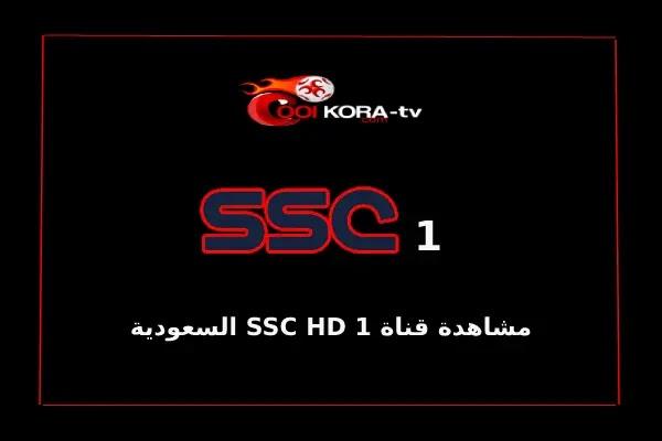 SSC SPORT 1 HD