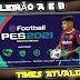 BAIXAR Novo PES 2021 Brasileirão A e B Atualizados • Gráficos em HD + Narração BR | Pes OFFLINE