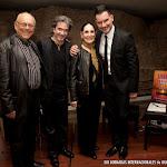 47: Juan Grecos, Miguel Ángel Orengo, Julia Grecos y Carlos Piñana